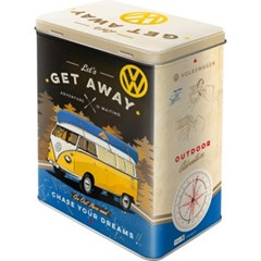 노스텔직아트[30136] VW Bulli - Lets Get Away!