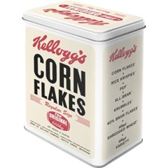 노스텔직아트[30113] Kelloggs Corn Flakes Retro Package