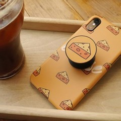 치즈 케이스+버튼톡(set)