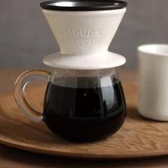 킨토 슬로우 커피 스타일 커피 서버 600ml_(1327758)