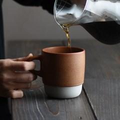 킨토 슬로우 커피 스타일 스태킹 머그컵 250ml_(1327744)