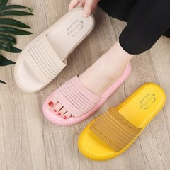 kami et muse Knit top tall up daily slippers_KM19s233