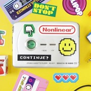 Cassette Sticker Pack_Pixel Pop