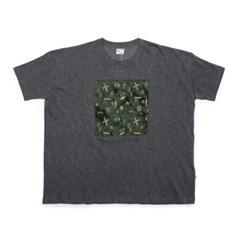 [Matt And Mel x M.Nii] Handcrafted T-Shirt - Charcoal