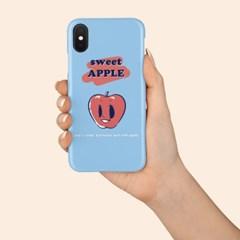 스윗 사과 하드 범퍼 (아이폰 & 갤럭시)