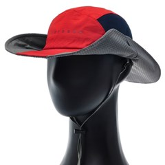[더그레이]PCO08.패턴 칼라배색 낚시 등산 캠핑 모자