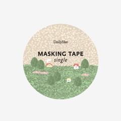 Masking tape single - 147 village