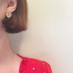 [하트 귀걸이] 베베 이어링