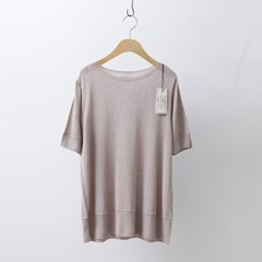 Hoega Linen Simple Knit