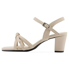 SPUR[스퍼] 샌들 OS9097 Mini tie sandal 베이지