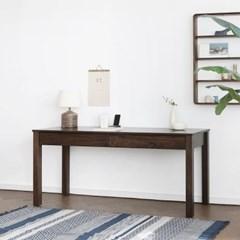 [헤리티지월넛] C형 책상/테이블_(1317186)