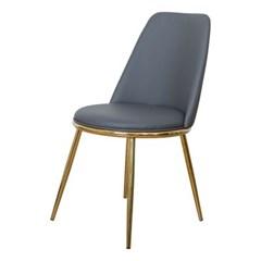 웨어하우스 써클 골드 철제 의자