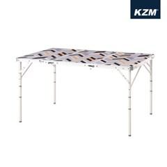 카즈미 시그니처 3폴딩 접이식 캠핑테이블 K9T3U010 / 감성캠핑테이