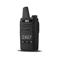 HK일렉트로닉스 HK-407 히든디스플레이 생활무전기