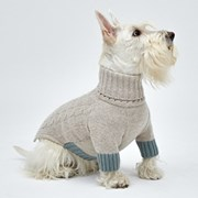 Oatmeal Cashmere Knit