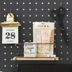 [PEGGY] Mini shelf for Pegboard