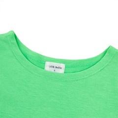 [리틀비티] 롤업 드레스 (네온 그린)_(1066716)