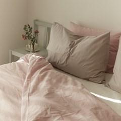 80수 nuée cotton bedding Strawberry cream
