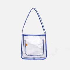 DAY DAY BAG PVC Blue