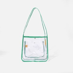 DAY DAY BAG PVC Green