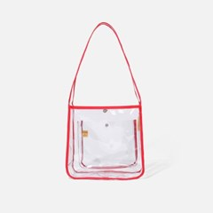DAY DAY BAG PVC Red