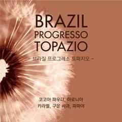 브라질 프로그레소 토파지오 200g