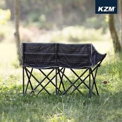 카즈미 감성 커플체어 K9T3C007 / 2인용 캠핑의자 어린이캠핑의자