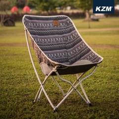 카즈미 벨리 체어 1+1 / 감성 캠핑의자 낚시의자 로우체어
