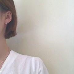 [빈티지 플라워 귀걸이] 리네아 이어링