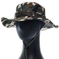 [플릭앤플록]PJO03.카모 아웃도어 사파리 캠핑 모자