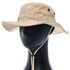 [플릭앤플록]PJO02.솔리드 아웃도어 사파리 캠핑 모자