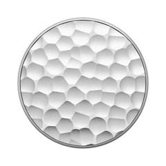 QRX-해머드 메탈 실버 Hammered Metal Silver