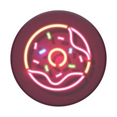 QRX-네온 도넛 Neon Donut