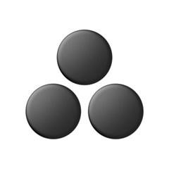 팝미니 알루미늄 블랙 PopMinis Aluminum Black