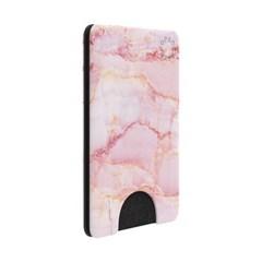 팝월렛 핑크 마블 PopWallet Pink Marble