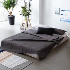 [리코베로]솔리드 소나무 원목 접이식 침대 깔판 퀸 매트리스깔판