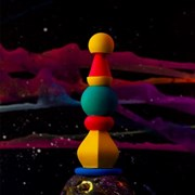 특별한 소행성 방향오브제