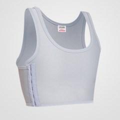 [제블린 가슴 압박 브라 조끼] 큰 가슴이 작아보이는 보정 속옷