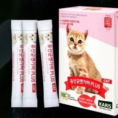 BBC 유산균앤가바 PLUS 고양이용 60g (2g*30포)