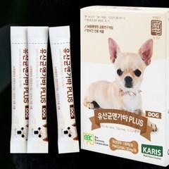BBC 유산균앤가바 PLUS 강아지용 60g (2g*30포)