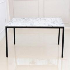 비앙코 4인 식탁 테이블 마블 대리석st 화이트마블