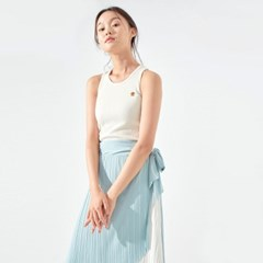 BBAMA SLEEVELESS TOP (IVORY)