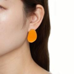 컬러 포인트 귀걸이