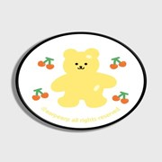 Four cherry bear-white(스마트톡)_(1184129)