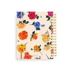 2019-2020 MEDIUM 17-MONTH ACADEMIC PLANNER - COMING UP ROSES