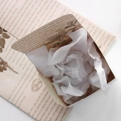 화이트 빈티지 박스 XS(3개)