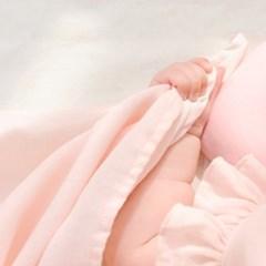 [젤리맘] 르베르소 양면 아기 피그먼트 블랭킷 여름낮잠이불