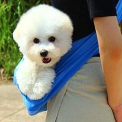 CP 캥거루 슬링백 강아지 앞가방/이동가방 애견 포대기