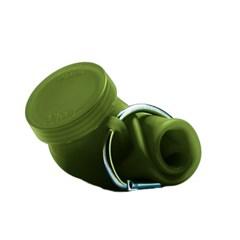 New부비바틀 다용도실리콘물병450ml(올리브드랩)