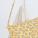 잼잼 베리라이트 zipper Square Bag (6 color)